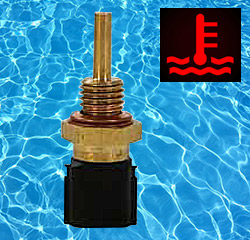 Car Water Temperature Sensor Assembly