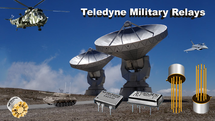 Teledyne-Military-Relays