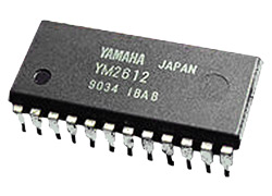 YM2612 Sound Chip